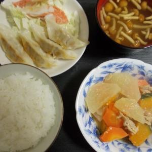 野菜と豚肉の味噌酒粕炒め煮