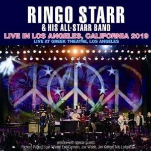 「リンゴ・スター and ヒズ・オールスターバンド ライブ・イン・ロサンゼルス 2019」