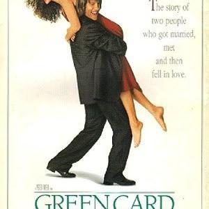 「BSシネマ」『グリーン・カード』