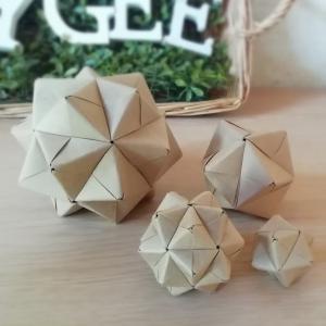 ユニット折り紙*クラフト4種