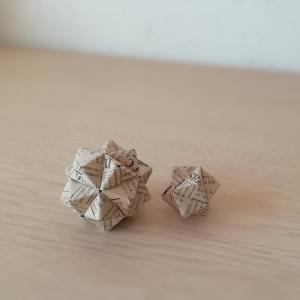 ユニット折り紙*英字クラフト