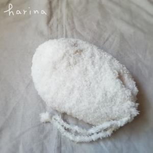 ダイソー毛糸*もこCAFE 湯たんぽカバー