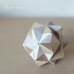 ユニット折り紙*クラフト折り紙 白
