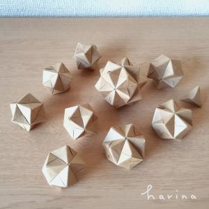 ユニット折り紙*クラフト折り紙