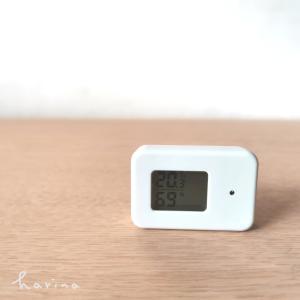 無印良品*温湿度計