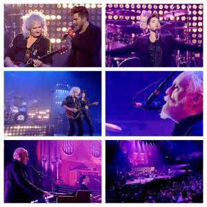謹賀新年Queen & Adam Lambert Liveとロンドン花火