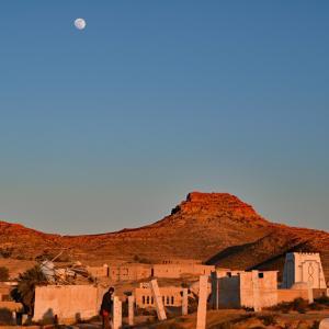 スターウォーズのロケ地:シディ・イドリス ~チュニジア南部(2)