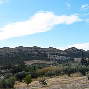チュニジア最大のローマ遺跡ドゥッガ(前編) ~巨大なテアトルからキャピトルへ
