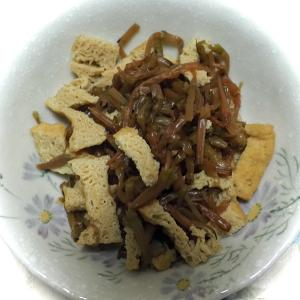 栗やゲンノショウコなど、秋の味覚を食べよう! ~模糊の我流料理教室~