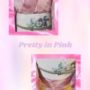 今日のピンク着物♪ vol.2