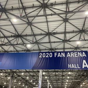 東京熱狂記(117)2020 FAN ARENA