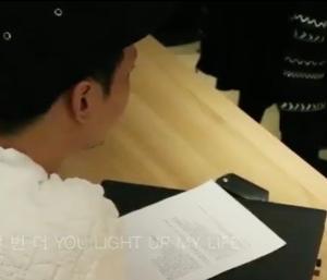 ユチョンのアルバム曲先行公開