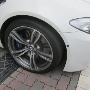 BMW シート擦れ修理