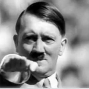 ヒットラーは善人だった??
