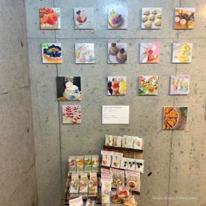 明日から名古屋で☆スイーツアートの世界展