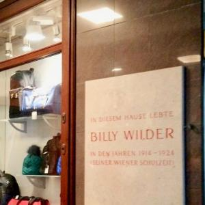 Billy Wilder のお家