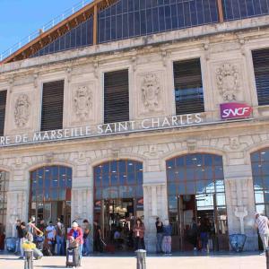 初Marseille&名物ブイヤベースとイフ島の絶景☆