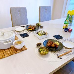 春の定番ごはんと一風変わったサラダ、竜田揚げも!