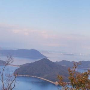 秋の日の午後 庄内半島一回り 30年ぶりの紫雲出山が懐かしくて!