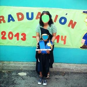 小学校の卒業式