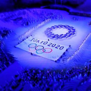 「東京オリンピック2020」開催中