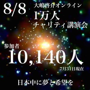 【10000名達成!】