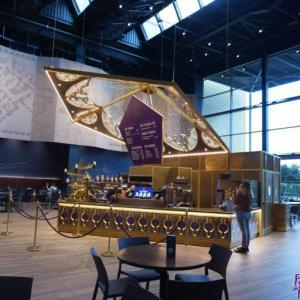 THE CHOCOLATE FROG CAFE<チョコレート カエル カフェ>ハリーポッタースタジオツアー外のスイーツ カフェ(英国、ロンドン)