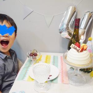 長男4歳になりました