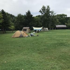 備忘録 2021夏 財田キャンプ場