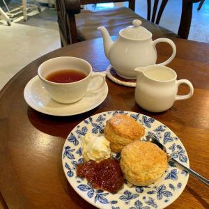 7月の1日tearoomと紅茶教室