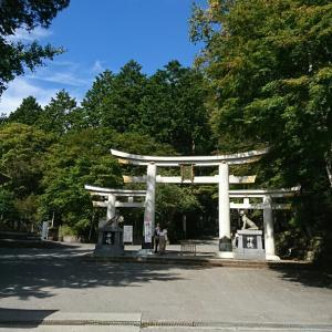 秩父パワースポット 三峯神社へ♪