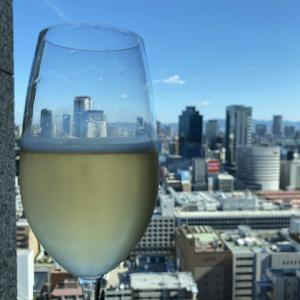 ノカローストアンドグリル 前編 / インターコンチネンタルホテル大阪20階でシャンパン飲み放題!
