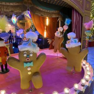 幸福粥店 阪急うめだ本店 / 2019年忘年会一発目は仲良し3人組でハッピーコンジークリスマス!