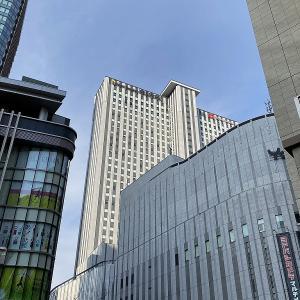 ホテル阪急レスパイア大阪 / 最上階角部屋!驚愕のアップグレードで夢のような一泊二日極上ステイ♪
