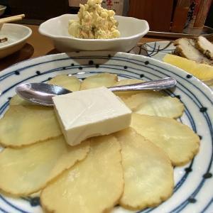 立呑み処 ひさまつ / 相変わらずコスパ最高な割烹レベルのアツアツ鴨ネギ鍋は驚きの480円ナリ!