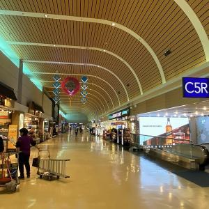 エバー航空ラウンジ / 台湾旅行の最後は桃園国際空港のラウンジを満喫ちゃん♪