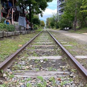 ちょっと札幌ぶらり旅 / 札幌から電車に乗って初めての小樽でござる!