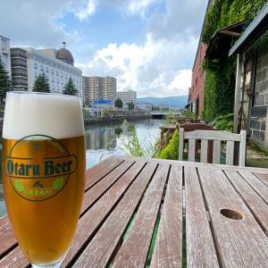 ちょっと札幌ぶらり旅 / 小樽といえば、やっぱこれでしょ!! ?