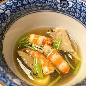 ミシュランガイド2021年版も三ツ星獲得の日本料理店 夜の部初体験の巻