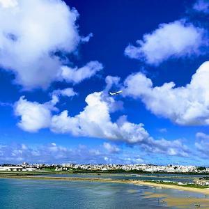 琉球温泉瀬長島ホテル / 空港ビュー、オーシャンビュー、飛行機も見える最高のリゾート体験 前編