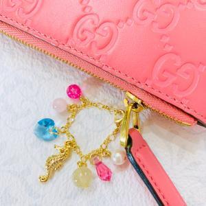 臨時収入にネックレスやバッグまで手に入れました♡