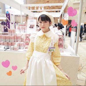 本日3/15(日)最終日!うめだ阪急「クッキーの魅力」展