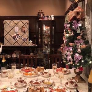 「Cha Tea紅茶教室」煌めくクリスマスの世界へ