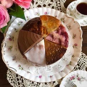【バレンタイン】英国ケーキ6種アソート販売開始しました