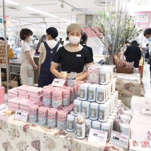 始まりました!東武池袋「可愛いお菓子と箱菓子フェア」♡