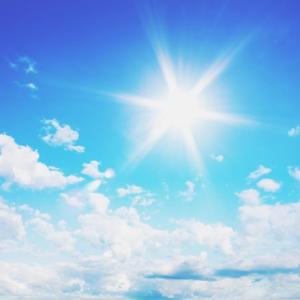 太陽にあたらないと