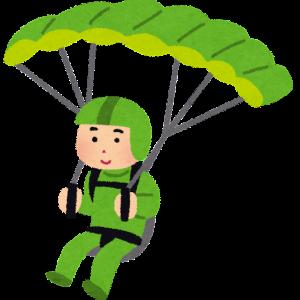 今日はパラグライダー記念日