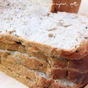 ふっわふっわの種パン