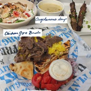 ギリシャ料理のファーストフード