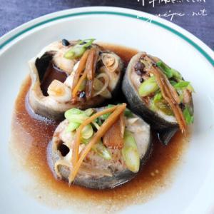 中華風蒸し魚